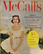 McCall's Magazine May 1958 Magazine