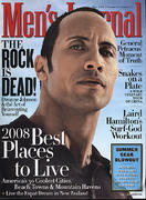 Men's Journal Magazine June 2008 Magazine