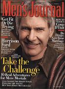 Men's Journal Magazine May 2008 Magazine