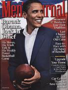 Men's Journal Magazine March 2009 Magazine