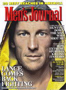 Men's Journal Magazine July 2009 Magazine
