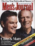 Men's Journal Magazine November 2010 Magazine