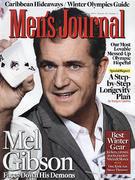 Men's Journal Magazine February 2010 Magazine