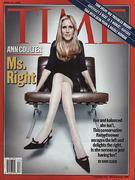 Time Magazine April 25, 2005 Magazine