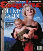 Esquire December 1, 1992 Magazine