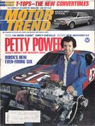 Motor Trend Magazine July 1977 Magazine