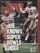Sports Illustrated February 5, 1990 Magazine