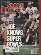 Sports Illustrated February 5, 1990 Magazine