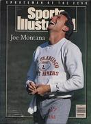 Sports Illustrated December 24, 1990 Magazine