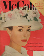 McCall's Magazine March 1957 Vintage Magazine