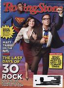 Rolling Stone Magazine January 31, 2015 Magazine