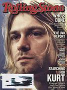Rolling Stone Magazine April 23, 2015 Magazine