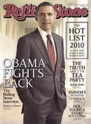 Rolling Stone Magazine October 14, 2010 Magazine