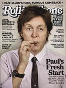Rolling Stone Magazine March 1, 2012 Magazine
