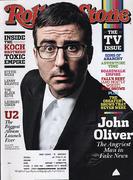 Rolling Stone Magazine October 9, 2014 Magazine