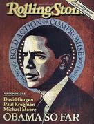 Rolling Stone Magazine August 20, 2009 Magazine