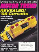 Motor Trend Magazine April 1995 Magazine