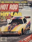 Hot Rod Magazine June 1979 Magazine