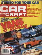 Car Craft Magazine July 1976 Magazine