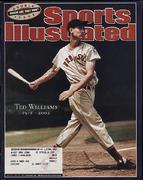 Sports Illustrated July 15, 2002 Magazine