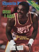 Sports Illustrated October 31, 1983 Magazine