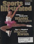 Sports Illustrated February 9, 1998 Magazine