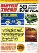 Motor Trend Magazine November 1974 Magazine