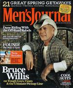 Men's Journal Magazine March 2003 Magazine