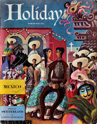 Holiday Magazine March 1947 Magazine