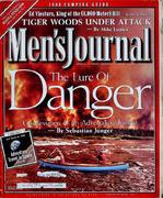 Men's Journal Magazine April 1998 Magazine