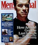 Men's Journal Magazine January 2004 Magazine