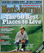 Men's Journal Magazine June 2004 Magazine