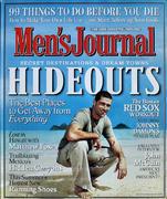 Men's Journal Magazine June 2005 Magazine