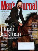 Men's Journal Magazine November 2008 Magazine