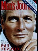 Men's Journal Magazine December 2008 Magazine