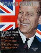 Town & Country Magazine March 1966 Magazine