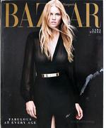 Harper's Bazaar April 2014 Magazine
