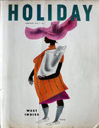 Holiday Magazine February 1949 Magazine