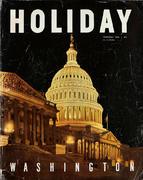 Holiday Magazine February 1950 Magazine
