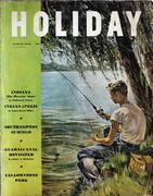 Holiday Magazine August 1950 Magazine
