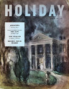 Holiday Magazine January 1951 Magazine