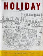 Holiday Magazine April 1951 Magazine