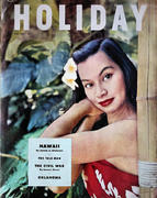 Holiday Magazine May 1953 Vintage Magazine