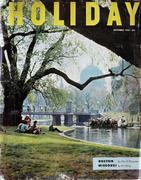Holiday Magazine November 1953 Magazine