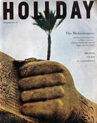 Holiday Magazine November 1954 Magazine