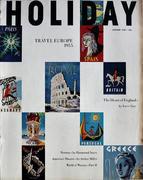 Holiday Magazine January 1955 Magazine