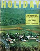 Holiday Magazine July 1956 Magazine