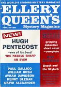 Ellery Queen's Mystery Magazine April 1964 Magazine