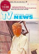 Chicago Daily TV News Magazine January 27, 1973 Magazine