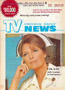 Chicago Daily TV News Magazine February 5, 1972 Magazine